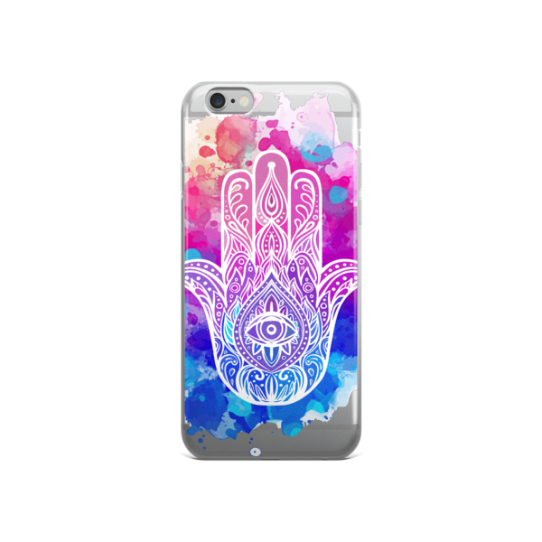 iPhone case HAMSA The Palm of Destiny - The Gorillas Den