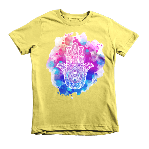 HAMSA The Palm of Destiny Kids Tee - The Gorillas Den