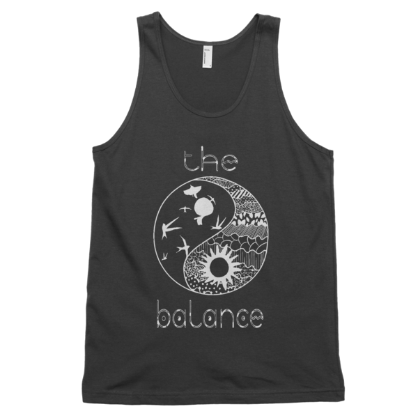 THE BALANCE Classic tank top (unisex) - The Gorillas Den