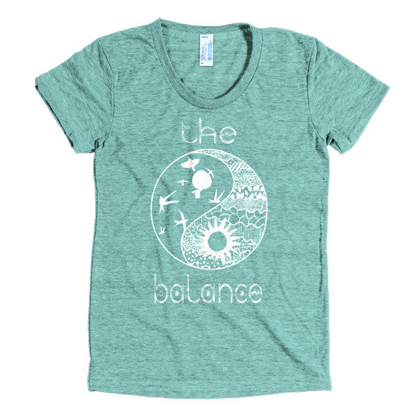 Women's short sleeve soft t-shirt