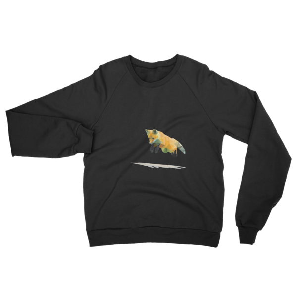 Raglan sweater - The Gorillas Den