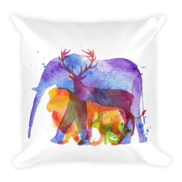 Animal United Pillow - The Gorillas Den
