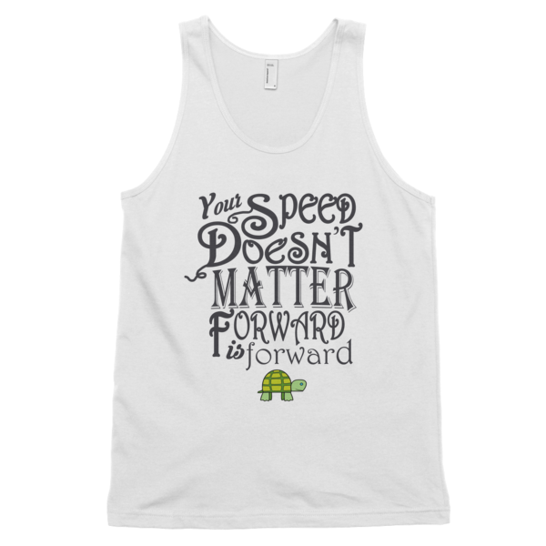 TURTLEY AWESOME classic tank top (unisex)