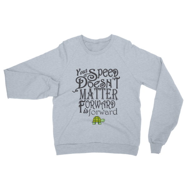 TURTLEY AWESOME Raglan sweater