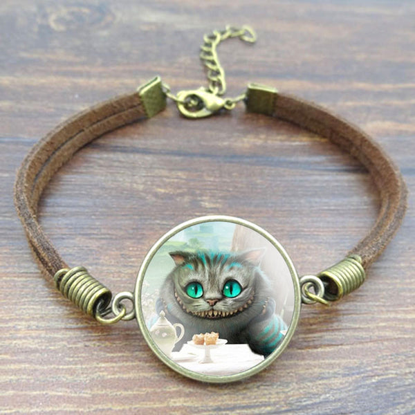 Green with Envy Cat Bracelet - The Gorillas Den