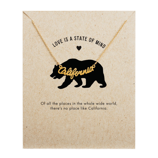 GoldenState of Mind - Dainty Clavicle Necklace - The Gorillas Den