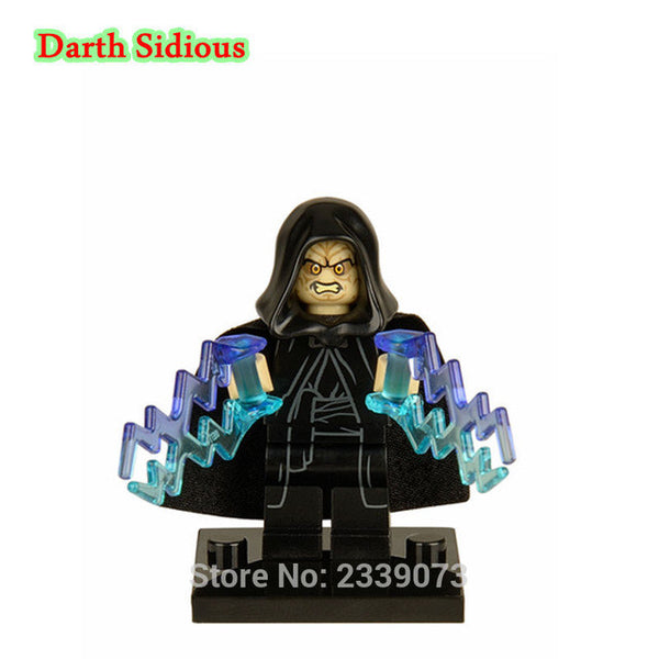 FREE! Star Wars Collectible Figures - The Gorillas Den