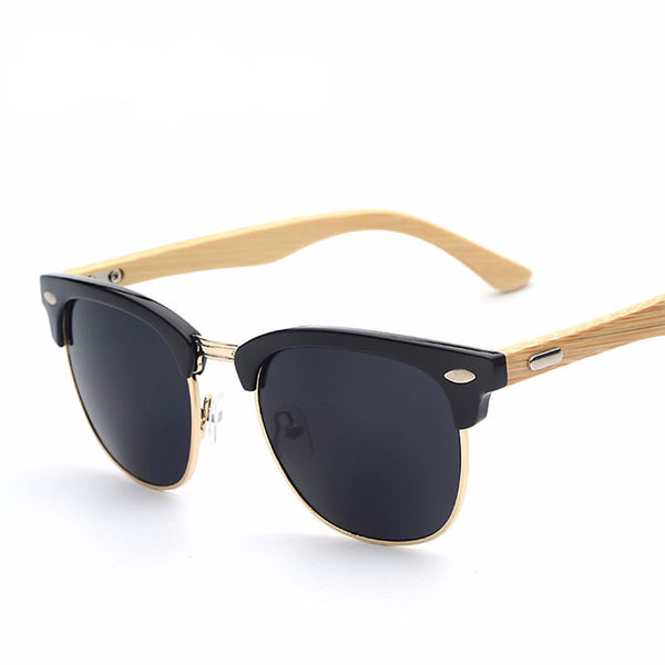 Wooden Sunglasses // Camper