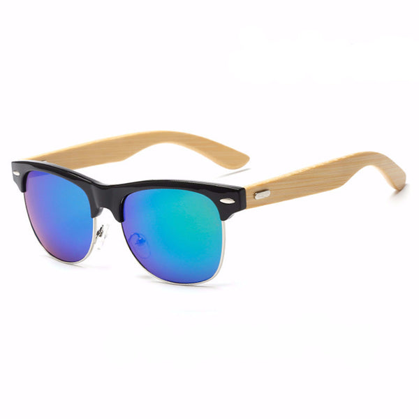 Wooden Sunglasses // Camper 8 (6 Colors)