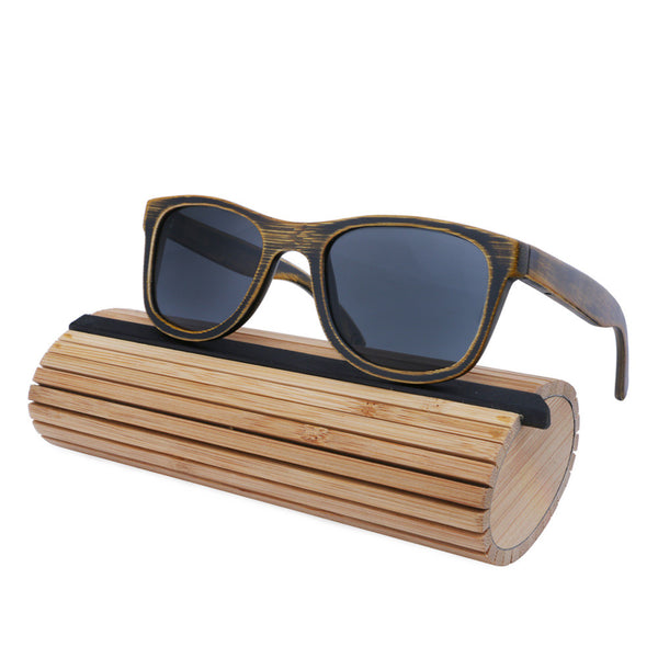 Wooden Sunglasses // Rustic