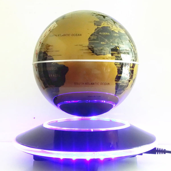 Magnetic Levitation Floating Globe - The Gorillas Den