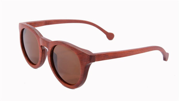 Wooden Sunglasses // The Retro Rounds