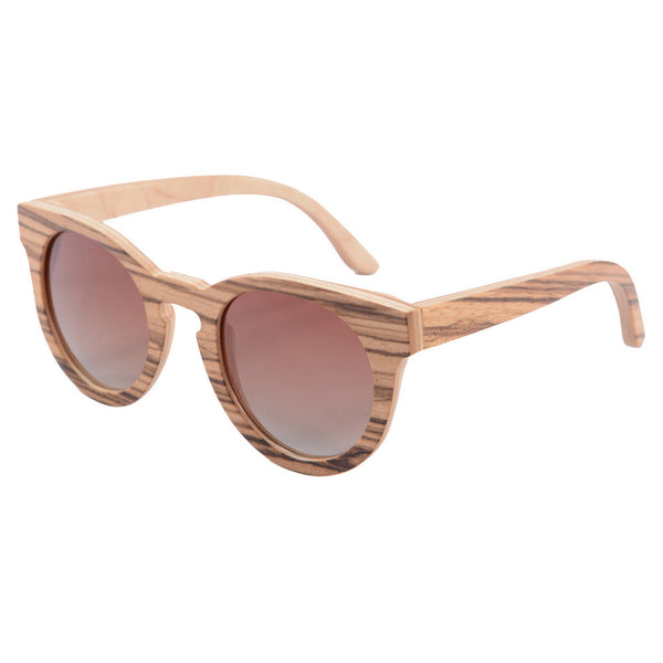 Wooden Sunglasses // The Retro