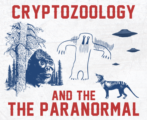 Cryptozoology and The Paranormal Merchandise