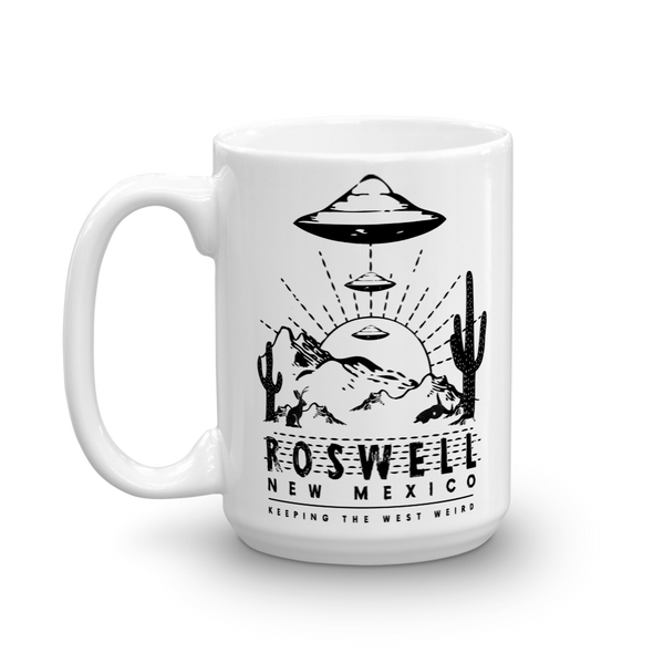 Coffee Mug - Roswell