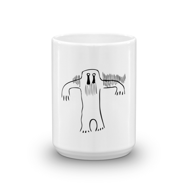 Coffee Mug - Hairy Man Mug