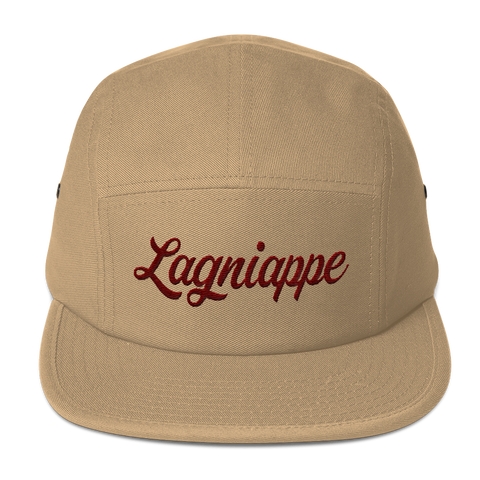 Lagniappe Five Panel Cap