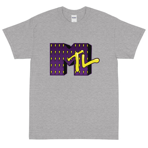 Lightning - T-Shirt - MTL RETRO