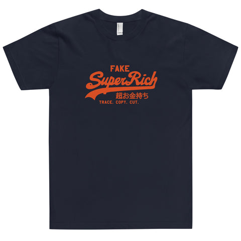Super Rich - Dry - Men T-Shirt