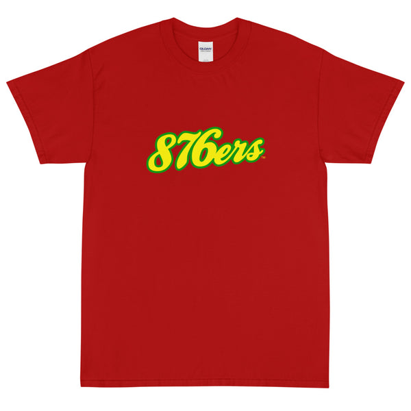 876ers 2 - T-Shirt - REGGAE FOR LIFE