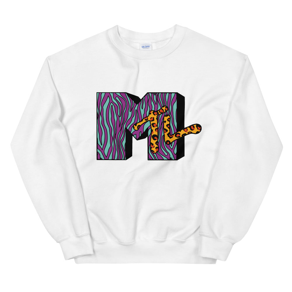 Safari - Unisex Sweatshirt - MTL RETRO