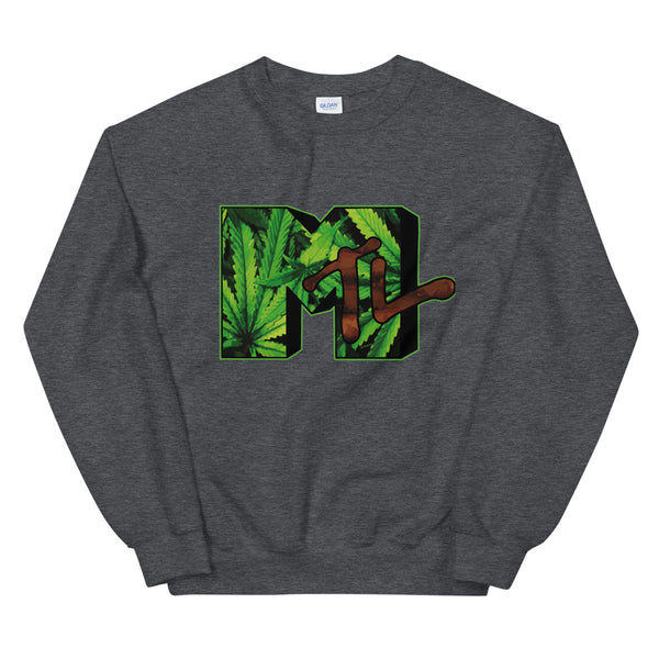 420 - Sweatshirt - MTL RETRO