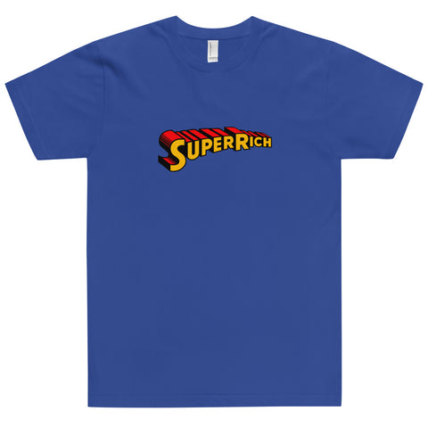 Super Man Rich - Men T-Shirt