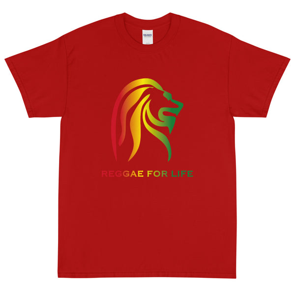 REGGAE FOR LIFE - Men T-Shirt