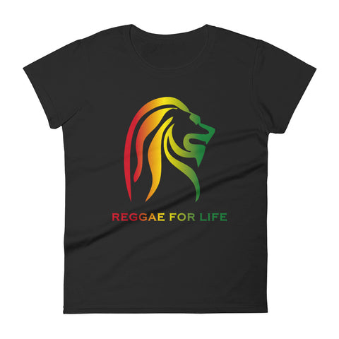 REGGAE FOR LIFE - Women's T-shirt