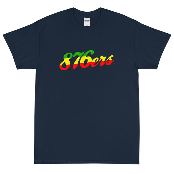 876ers 3 - T-Shirt - REGGAE FOR LIFE