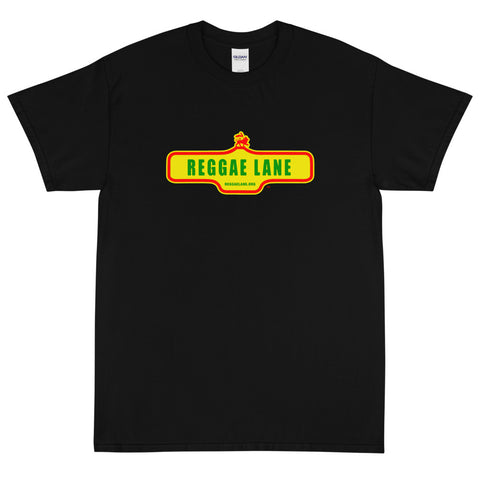 Reggae Lane - T-Shirt - REGGAE FOR LIFE