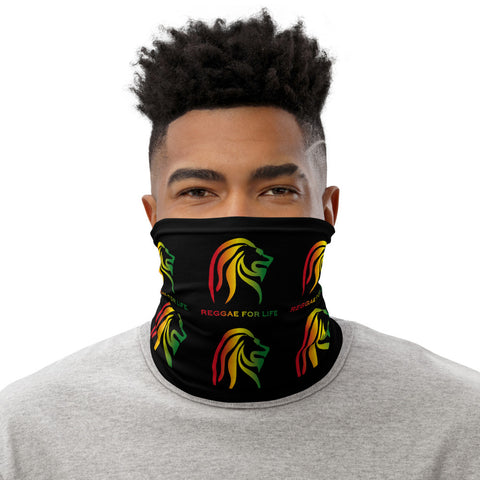 REGGAE FOR LIFE - Neck Mask 2