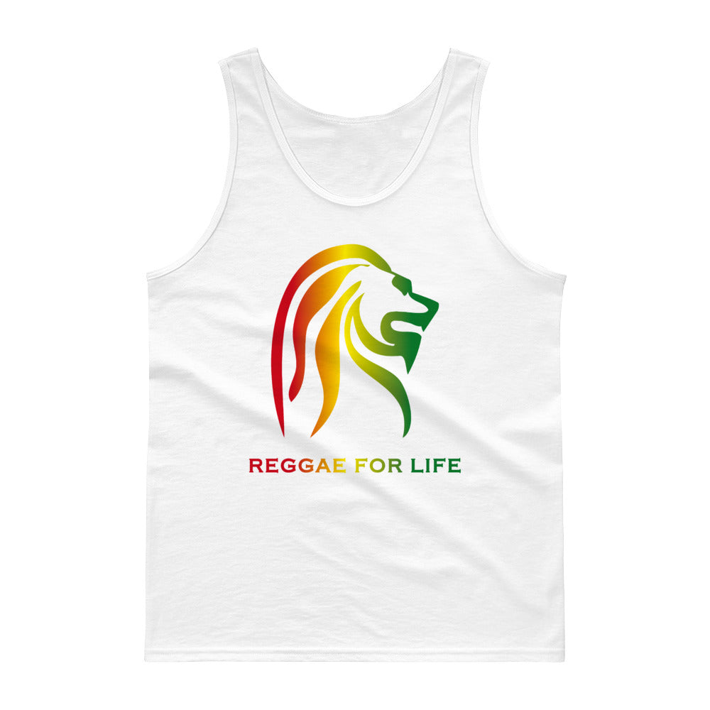 REGGAE FOR LIFE - Unisex Tank top