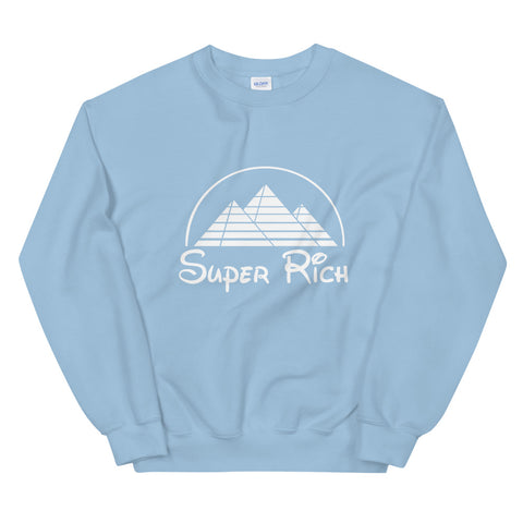Super Rich World - Unisex Sweatshirt