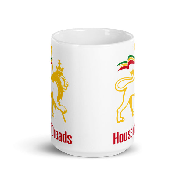Reggae For Life - House of Dreads - Mug