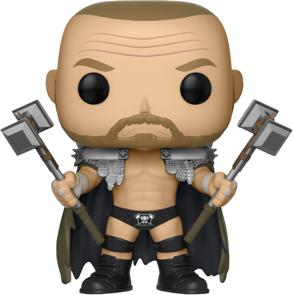 WWE - Triple H Skull King Pop! Vinyl Figure - Pre-Order