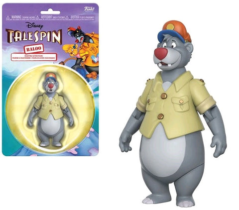 Tailspin - Baloo Action Figure Action Figure - Pre-Order