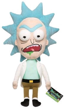 Rick and Morty - Rick 16 Inch Plush Figure