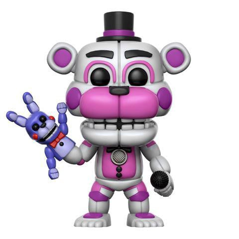 Five Nights at Freddy's: Sister Location - Funtime Freddy Pop! Vinyl Figure - Pre-Order