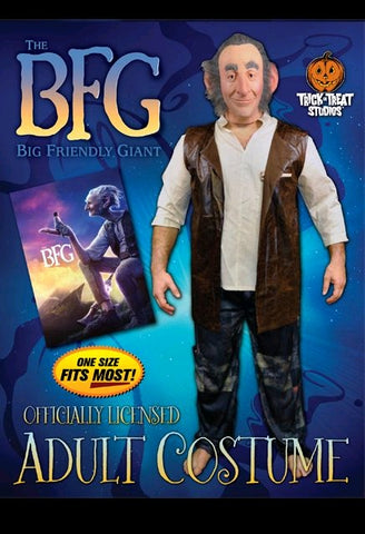 The BFG - BFG Costume Adult - Pre-Order