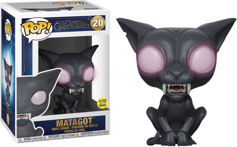 Fantastic Beasts 2: The Crimes Of Grindelwald - Matagot Glow in the Dark Pop! Vinyl Figure