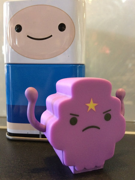 Adventure Time - Loose Mystery Mini Figure: Lumpy Space Princess in Tin