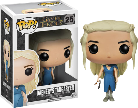 Game of Thrones - Daenerys Version 3 Pop! Vinyl Figure