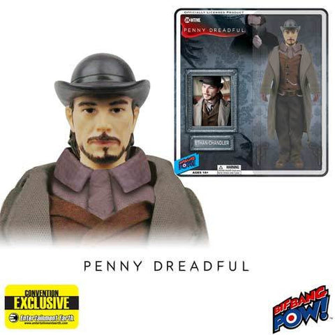 Penny Dreadful - Ethan Chandler 8 Inch Action Figure - Convention Exclusive
