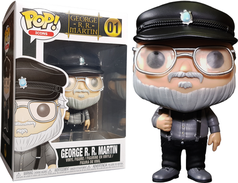 Game of Thrones - George R.R. Martin Pop! Vinyl Figure
