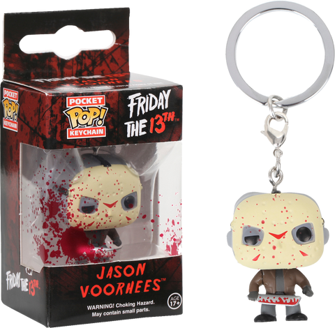 Friday the 13th - Jason Bloody Hot Topic US Exclusive Pocket Pop! Keychain