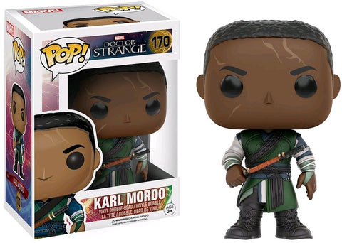 Doctor Strange - Karl Mordo Pop! Vinyl Figure