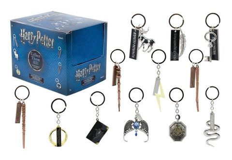 Harry Potter - Collectible Key Chain Mystery Blind Box - Pre-Order