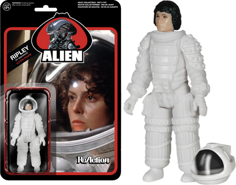 Alien - Space Suit Ripley ReAction Figure