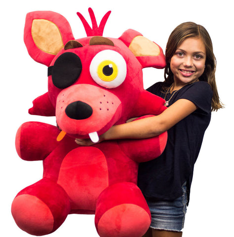 Five Nights at Freddy's - Foxy 22 Inch Plush Toy